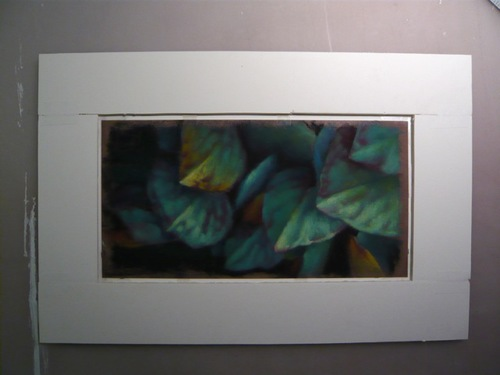 Framing pastels sheila m evans studio artwork with spacer solutioingenieria Gallery