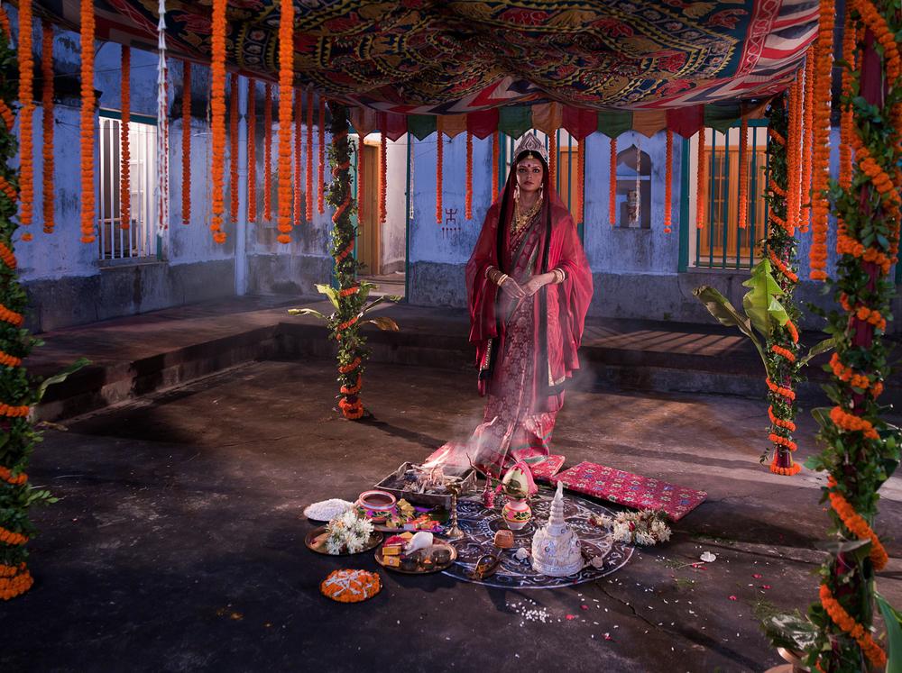 Desertion 'Lagnabhrastha' from 'In a Hindu Girl's Life'