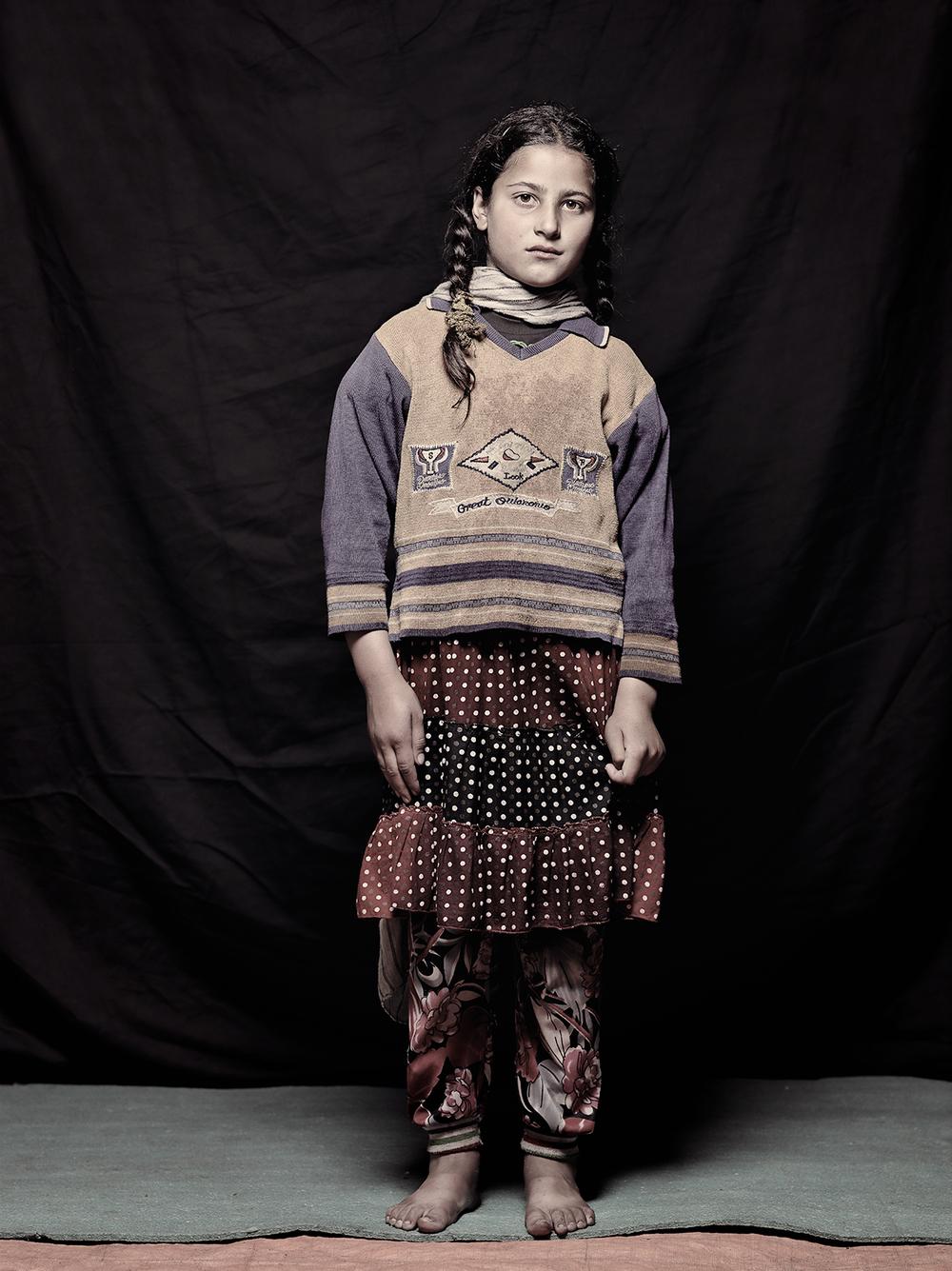 Mehfooz Shah, 9, D-camp, 2013