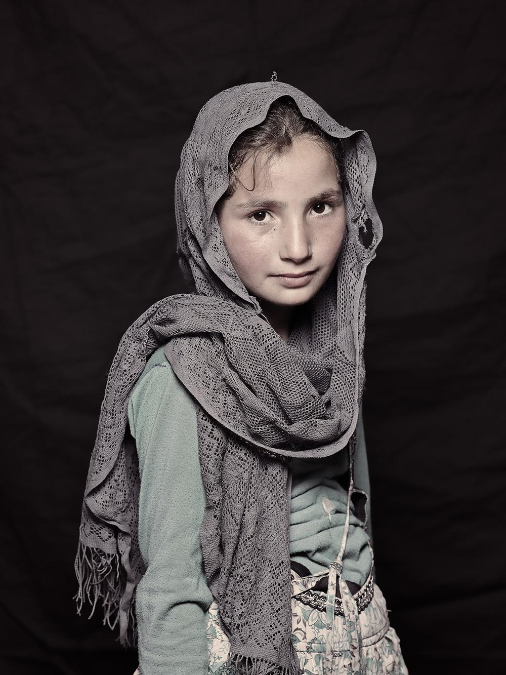 Muskaan Sheikh, 10, D-camp, 2013