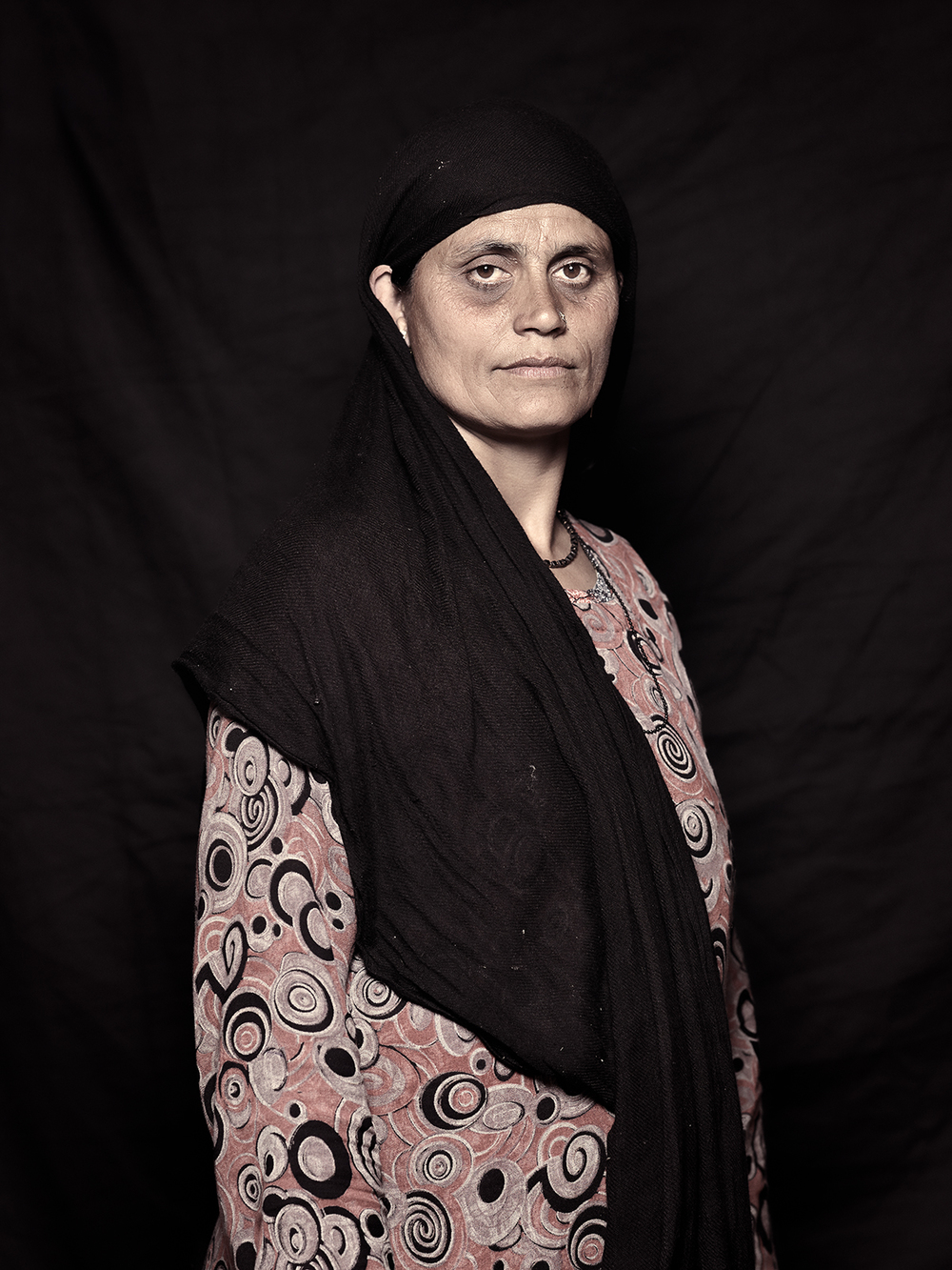 Hafeeza Begum, 45, D-camp, 2013