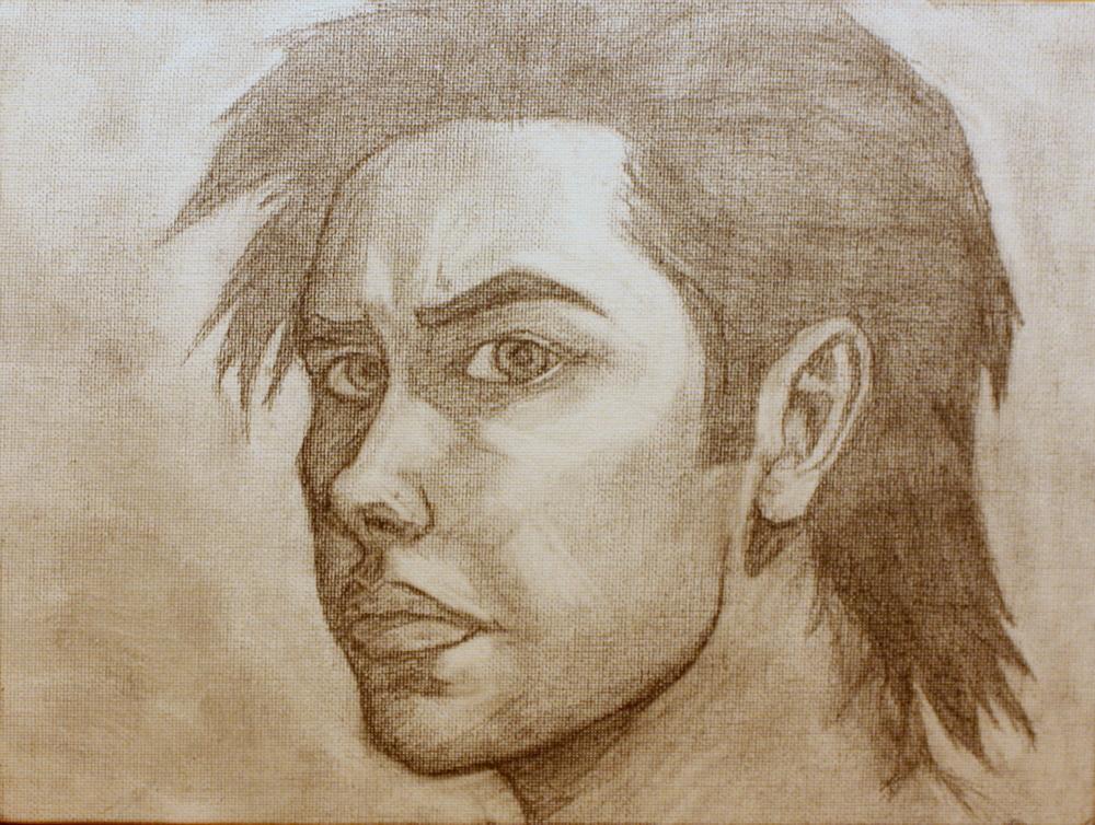 Self-portrait (2008)