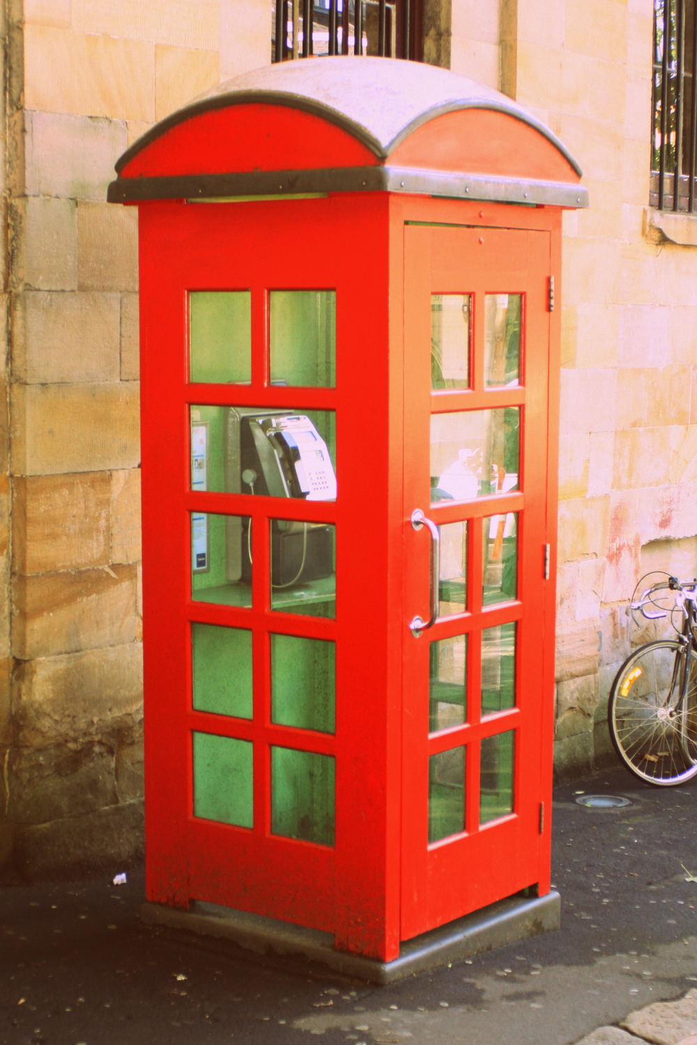 Red Telephone Booth (2013)