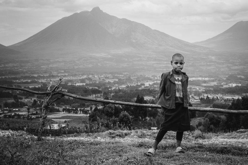 Musanze, Rwanda, 2016