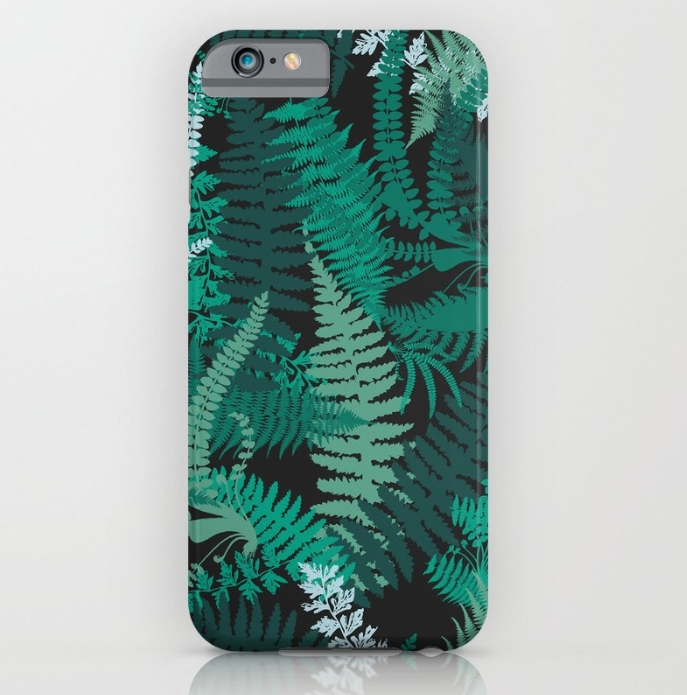 Plantlife  Phone Case by SickSweet. Slim Cases are constructed as a one-piece, impact resistant, flexible plastic hard case with an extremely slim profile. Simply snap the case onto your phone for solid protection and direct access to all device features. Buy it  here .