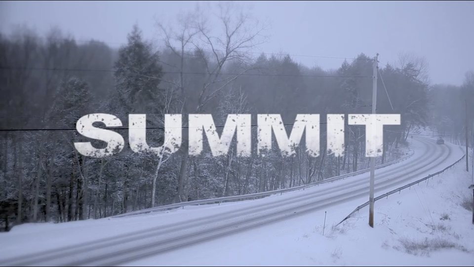 November 2014 :  Summit  is finished & submitted to festivals!