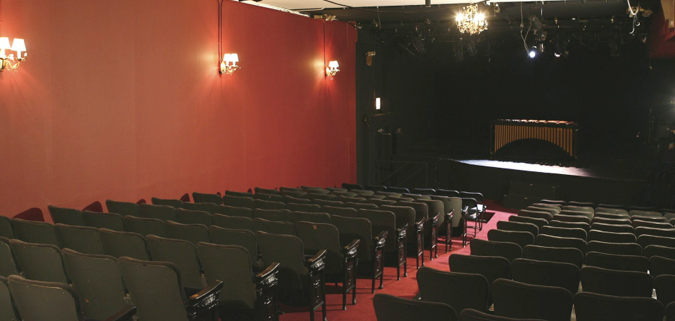 The Players Theatre (our screening venue)