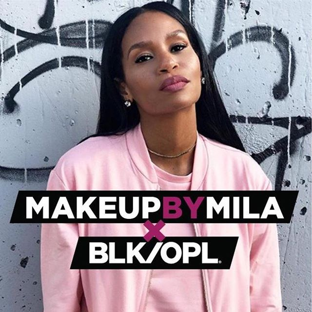 "Inspiring Post Alert! If you aren't following @makeupbymila , you must be living under a rock! Please join in congratulating her new opportunity with one of our fave brands @blackopalbeauty  #Repost @blackopalbeauty ・・・ Beauty, style and grace - our new Artistic Director embodies that and more! Named one of the ""Top 7 celebrity makeup artist you should know"" by ESSENCE, the Black Opal team is proud to announce Mila Thomas as our inaugural Artistic Director. The North Carolina native has been a multi-media beauty guru for over fifteen years working with some of Hollywood's biggest names.  Mila continues to forge her own path and be a leader and philanthropist in the beauty industry, creating high profile beauty looks that capture the nation's attention. She is innovative and sets the standard for everyday glam. We are so happy to have her join the Black Opal Family! ✨ . . . #makeupbymila #MilaGlam #lamua #thatmakeuplife"