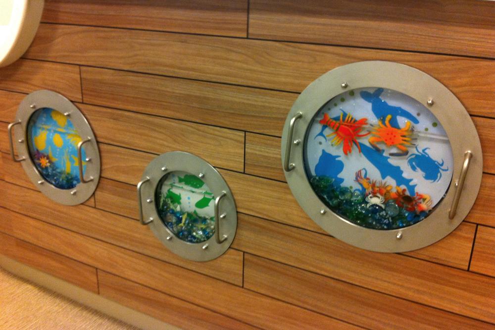 Portholes Stamford Children's Hospital