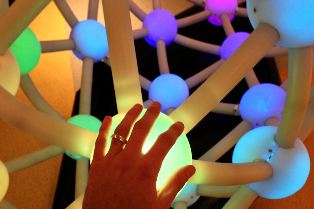 Harmony of Spheres MoMath