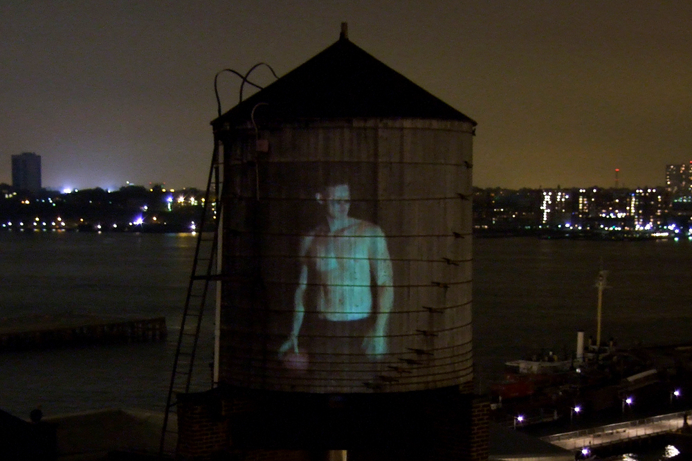 Water Tower Projections NYGFL