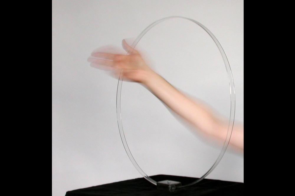 Gesture Hoop Camille Utterback