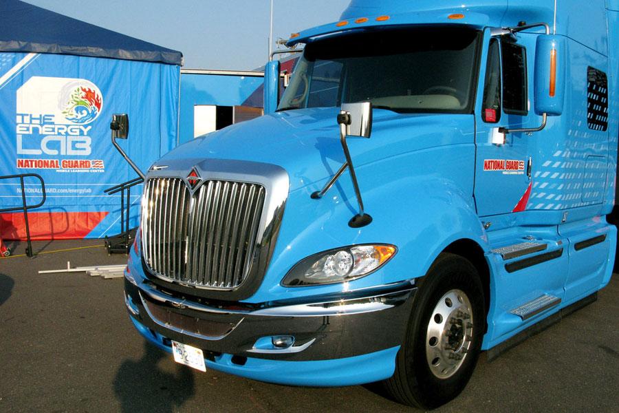 energy lab truck