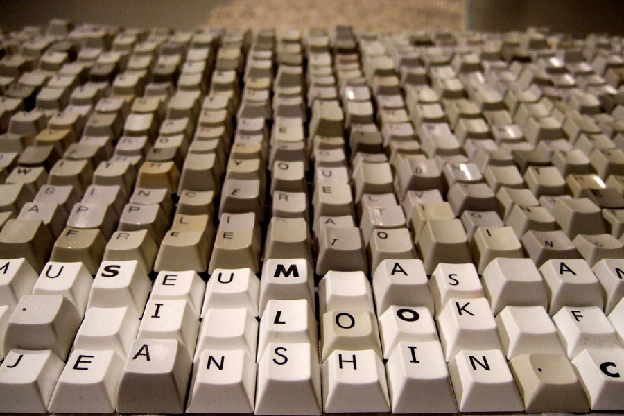 Keyboard Detail
