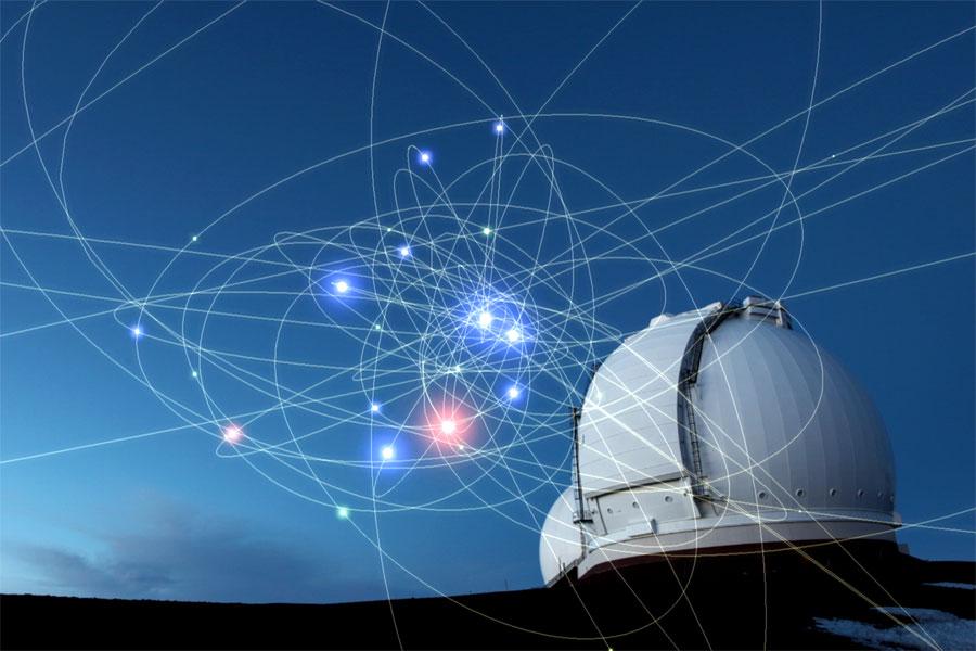 Keck Observatory — Moey Inc.