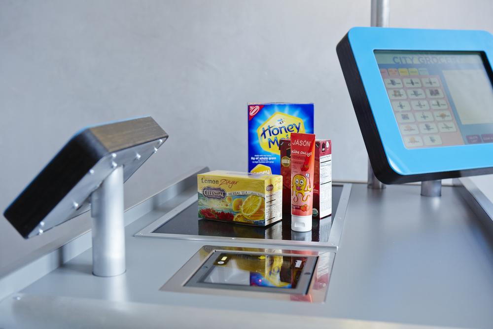 moey kids cash register