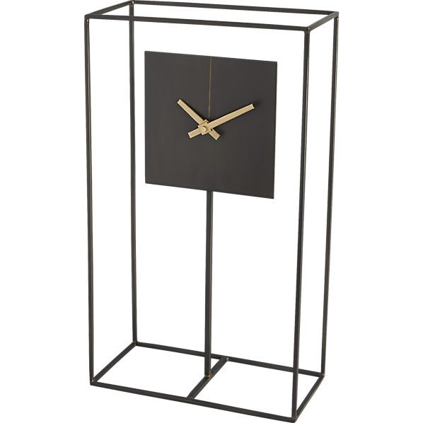 Clock Tower Mantel Table Clock