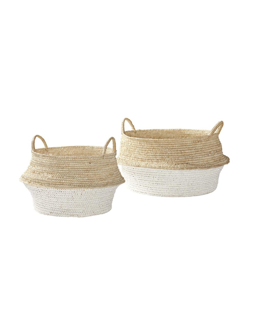 Round Belly Baskets