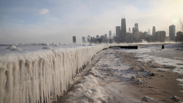 ...on Jan. 6, 2014 in Chicago, Ill. (credit: Scott Olson/Getty Images )