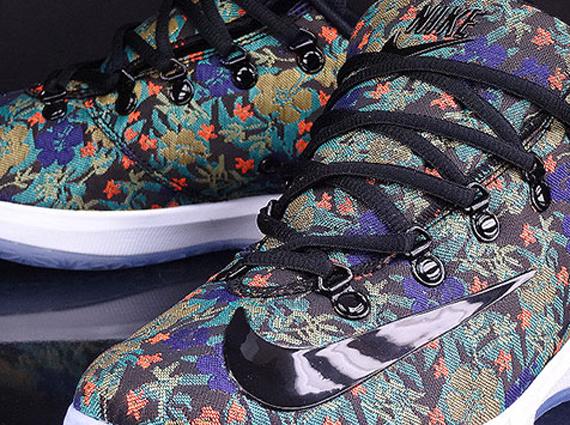 "Nike KD VI EXT QS ""Floral"" 3"