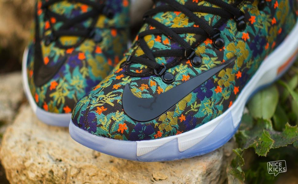 "Nike KD VI EXT QS ""Floral"" 9"