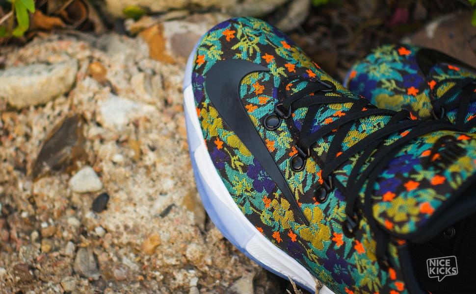 "Nike KD VI EXT QS ""Floral"" 12"