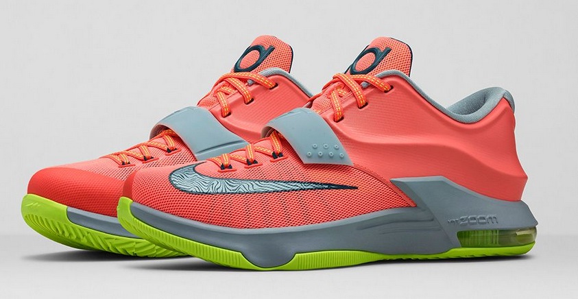 "KD 7 ""35,000 Degrees"""