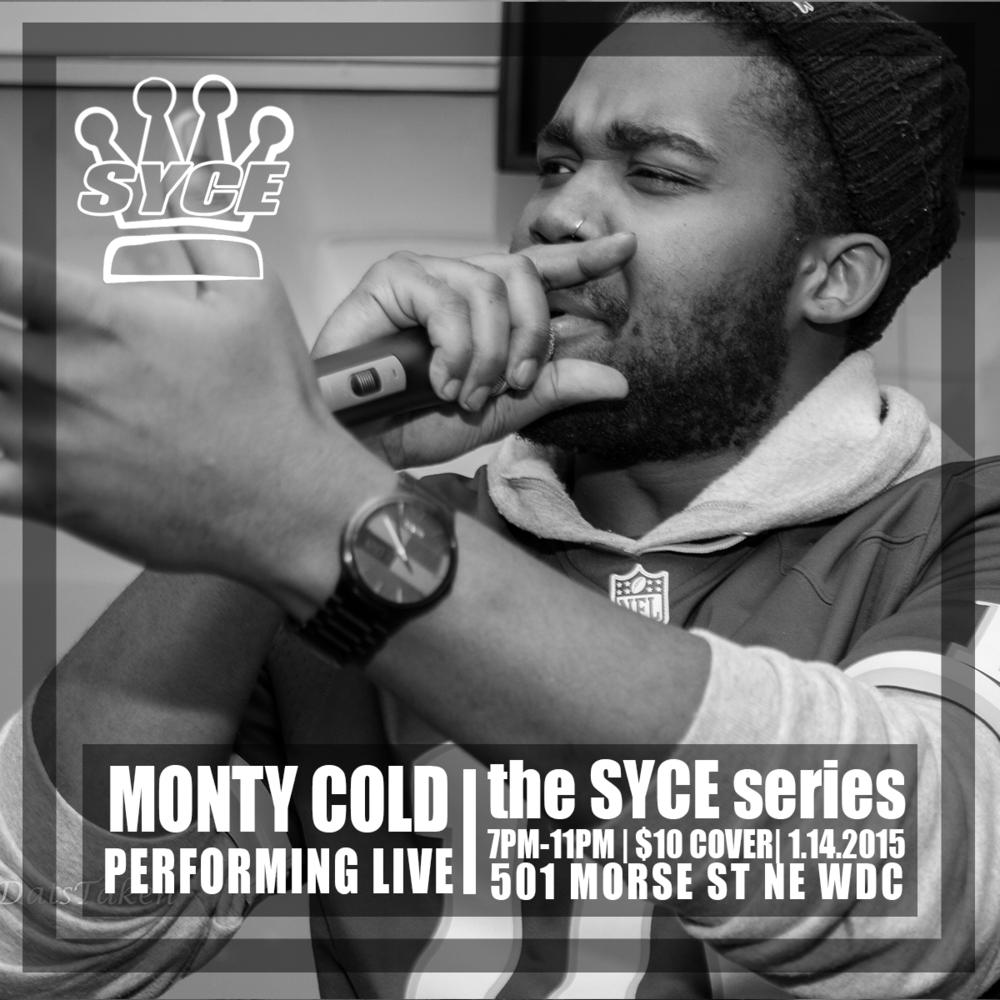 Monty Cold SYCE Artist Flyer.png