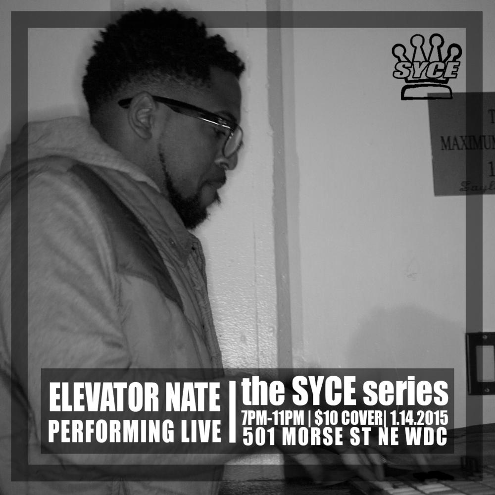 Elevator Nate SYCE Artist Flyer.png