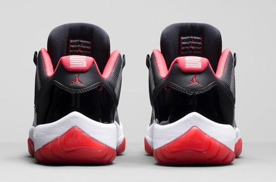 Jordan 11 Low BRED 2