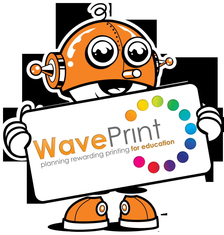 waveprint yearbooks