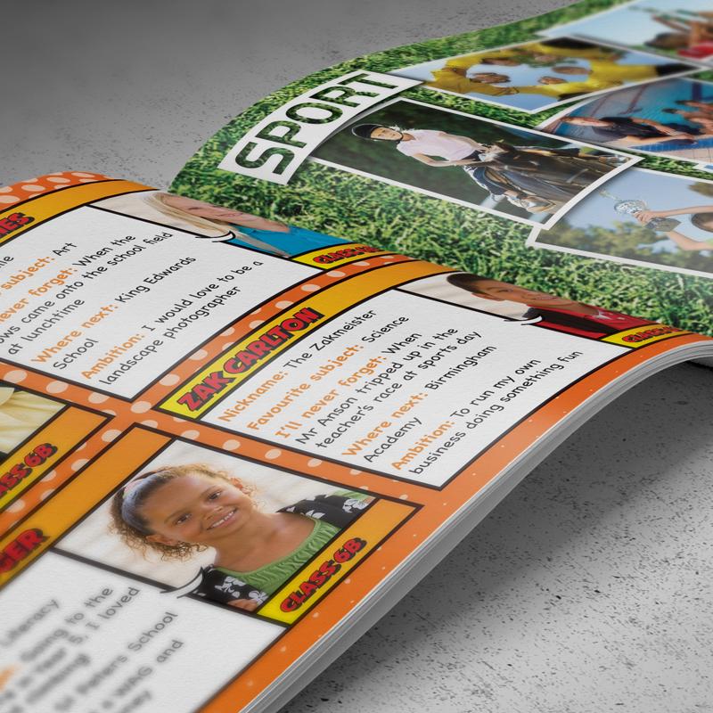 Primary School Yearbooks | WavePrint | Yearbooks