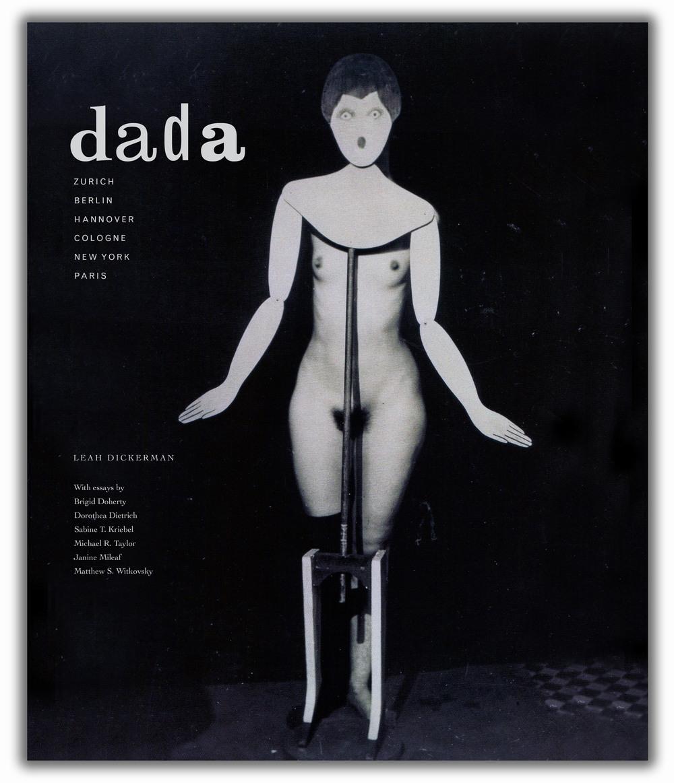 Dada Book Cover