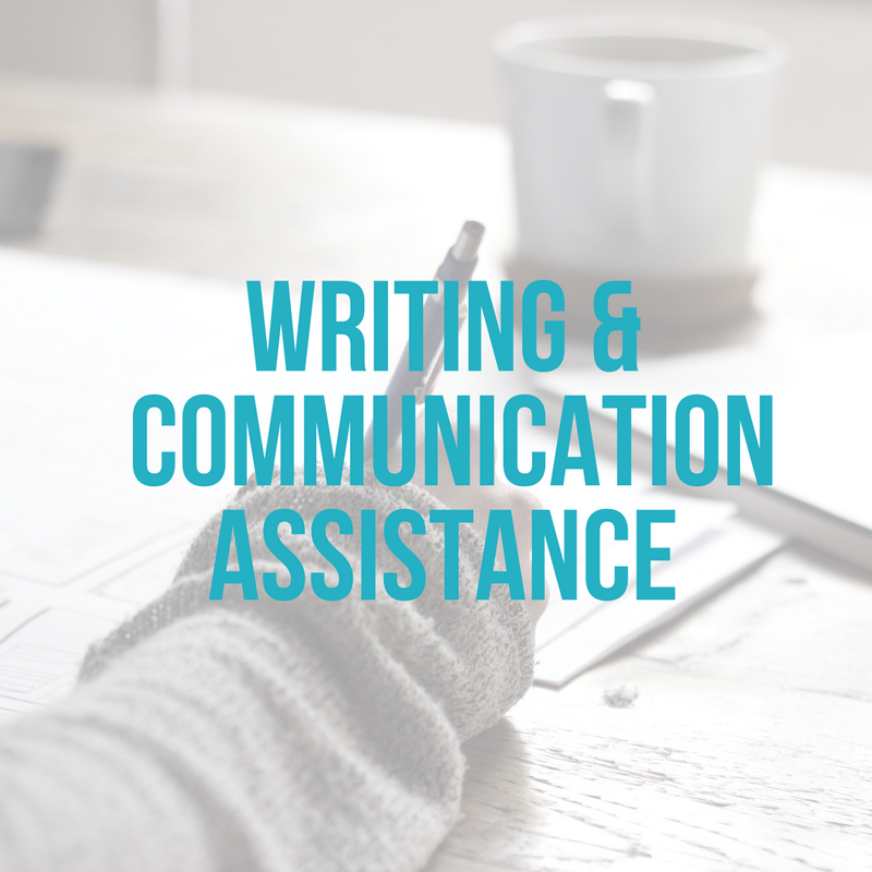 Writing and Communication Assistance