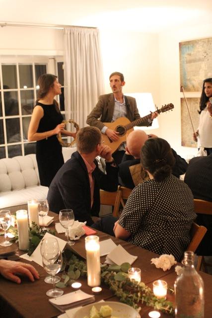 (c) Lauren Plank Goans / Lowland Hum performing