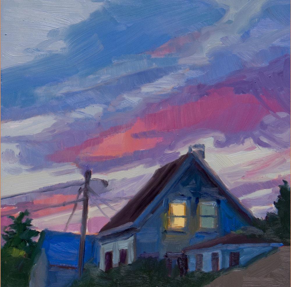 Stonington Twilight