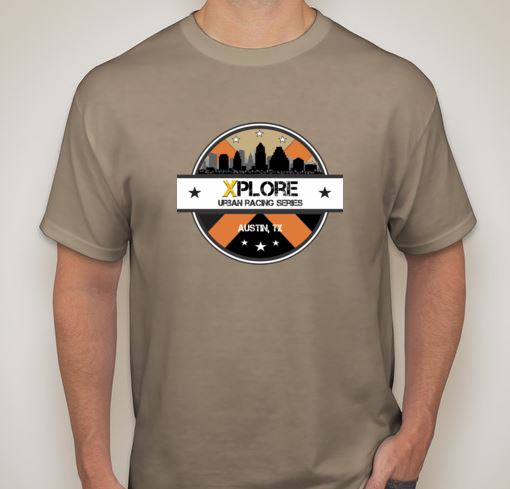 XPLORE Austin Racing Jersey-Front (All Registered Racers and Volunteers Receive Jersey)