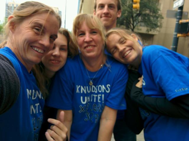 3rd - Schultz Happens/Knudsons Unite