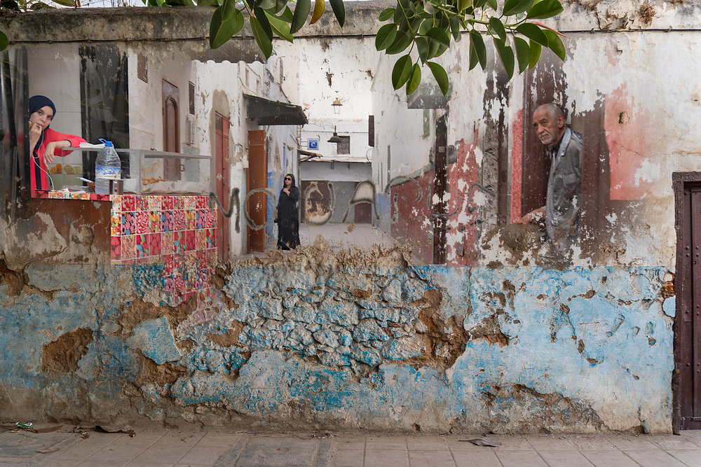 Rabat Streets, 2018