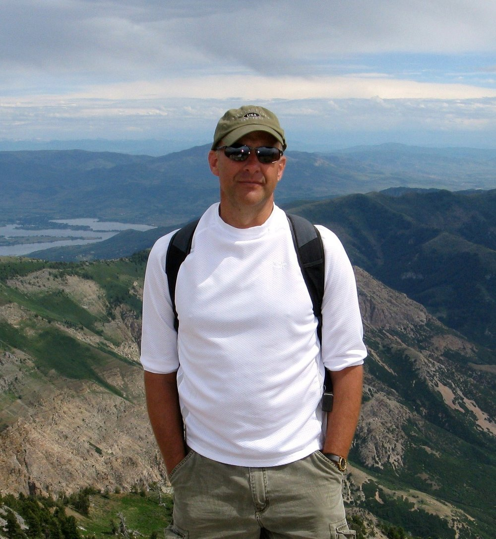 Salt Lake Tour Guide Glenn