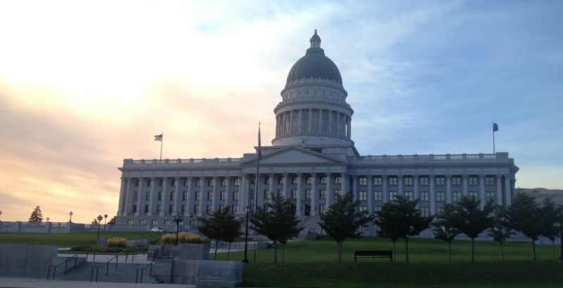 Tour the Utah State Capitol Building