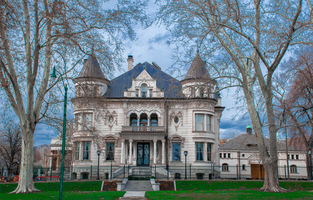 Utah Governor's Mansion Salt Lake City Tour