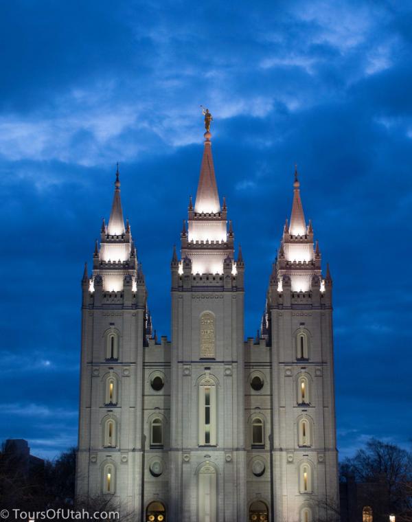 Temple Square Tour Salt Lake City Tours