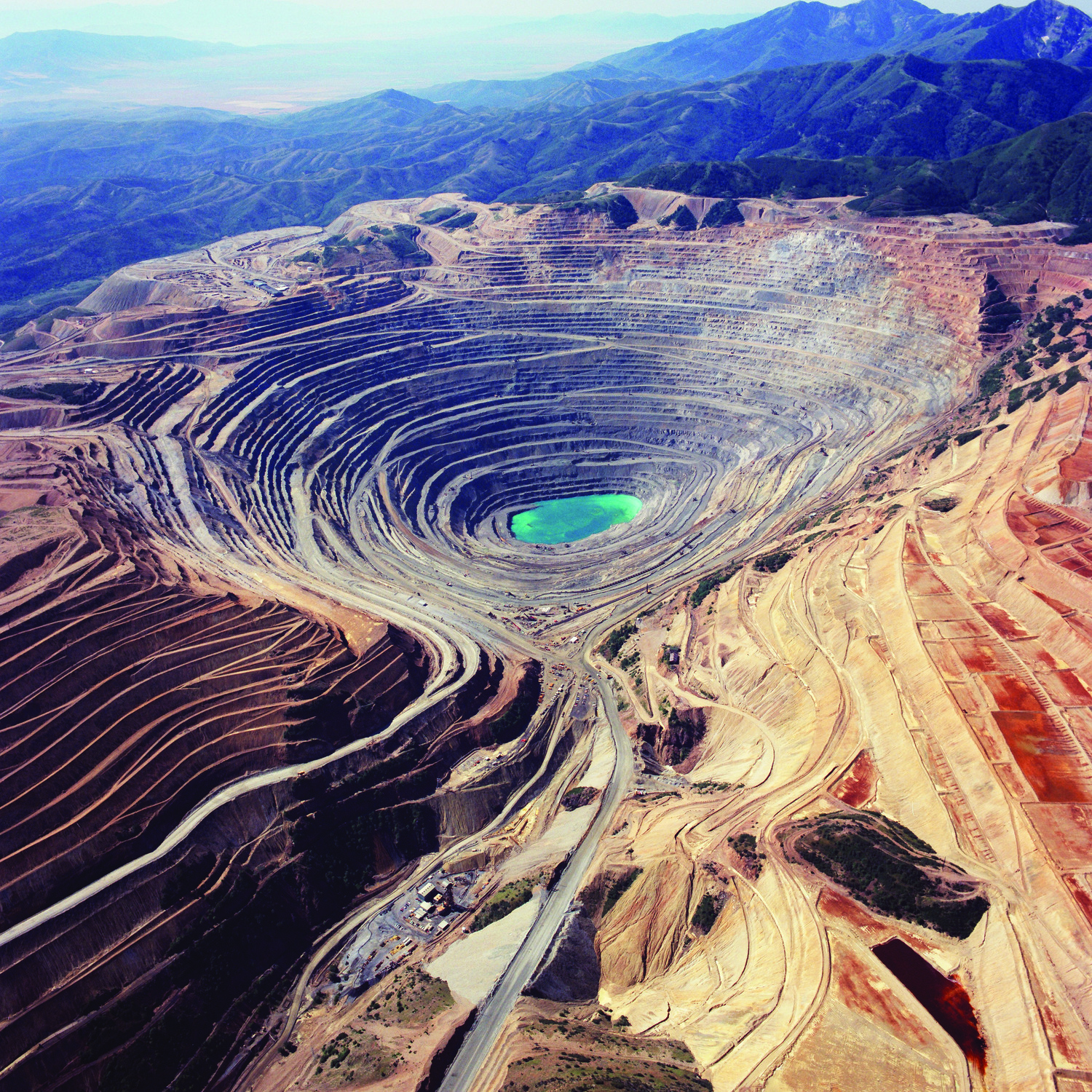 Kennecott Mine Utah Tour