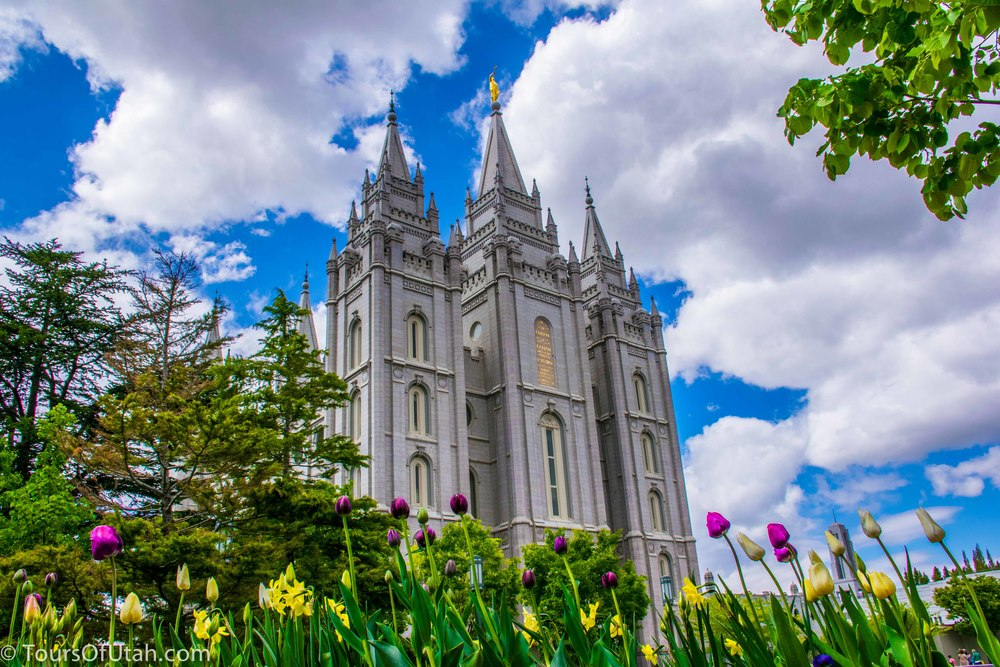 Salt Lake Temple Tours