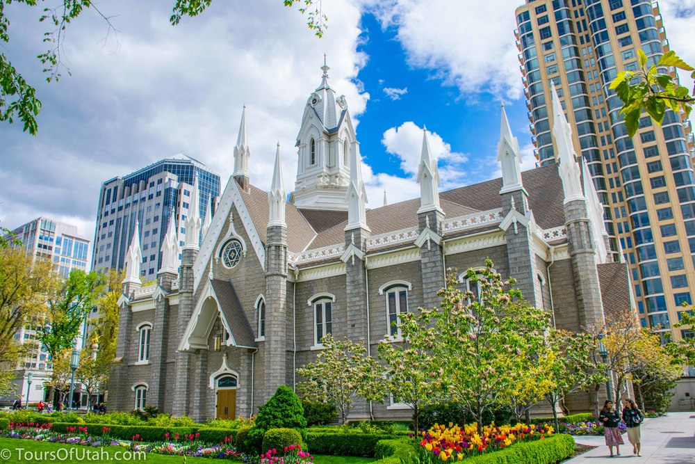 Tour of Temple Square