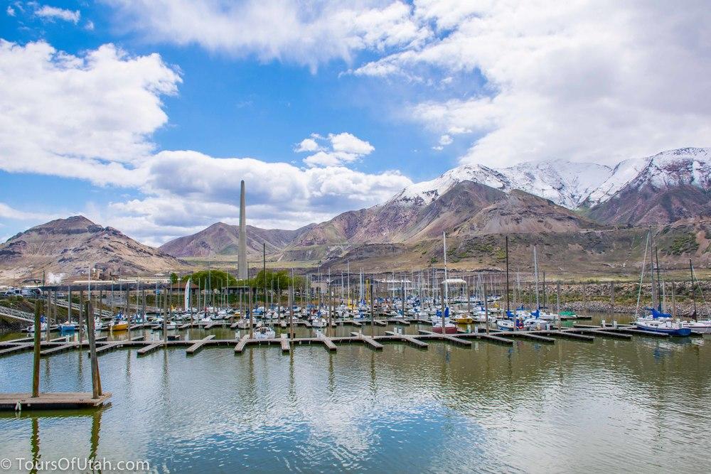 Great Salt Lake Boat Tour