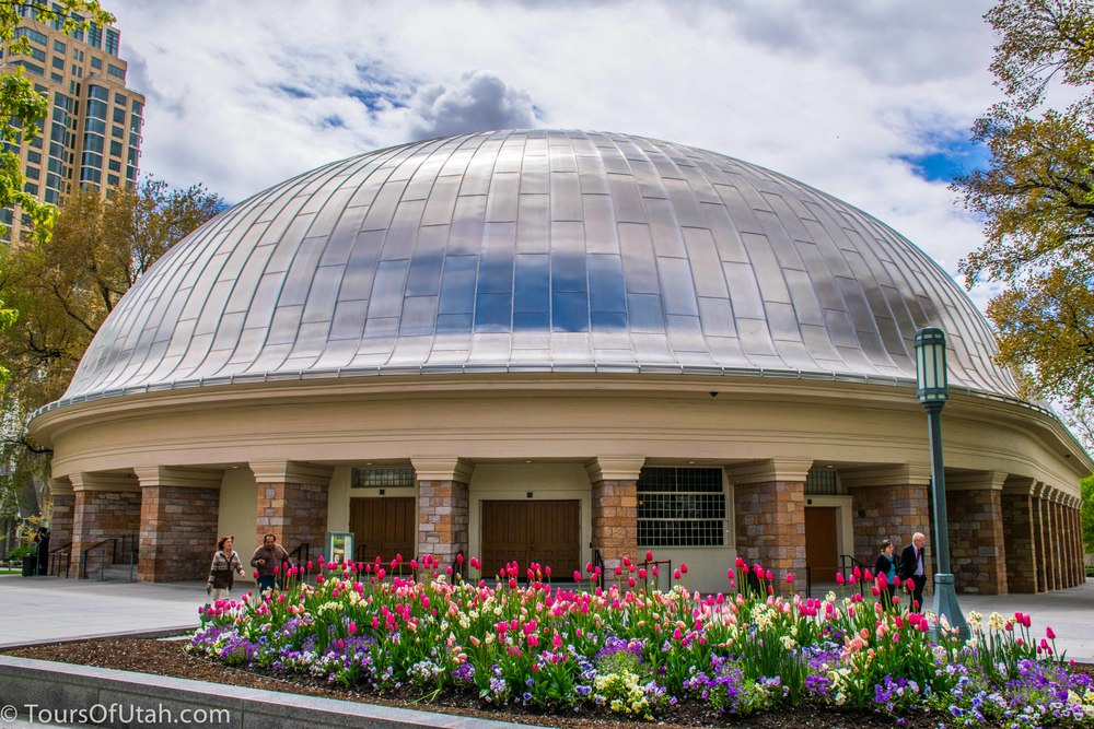Salt Lake Tabernacle Tour