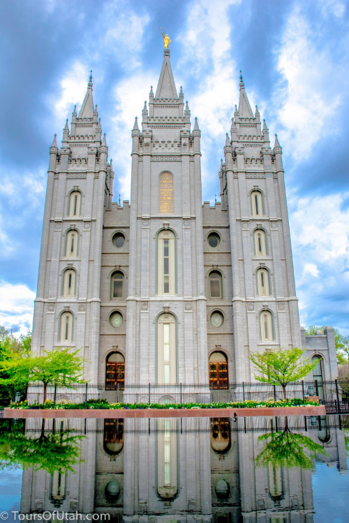 Temple Tour Salt Lake City