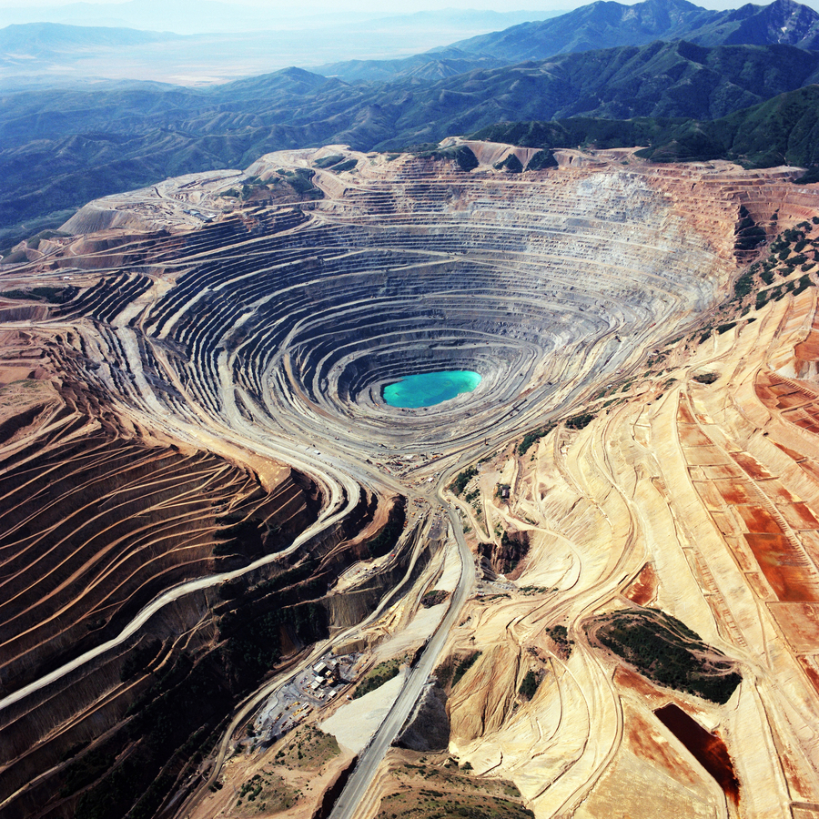 Kennecott Mine Utah Tour